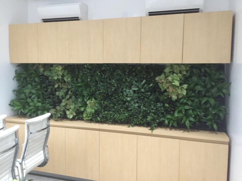 Plant Wall - Custom